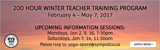 200 hour Teacher Training Programs
