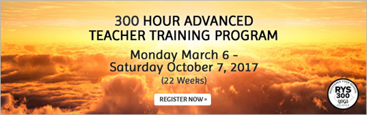 300 hour Teacher Training Programs
